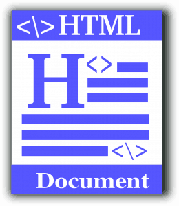 HTML Source File