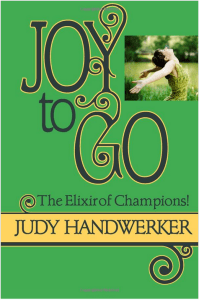 Joy to Go by Judy Handwerker front cover