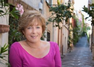 Patricia Sands, author