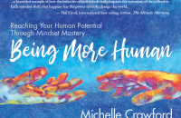 Being More Human by Michelle Crawford