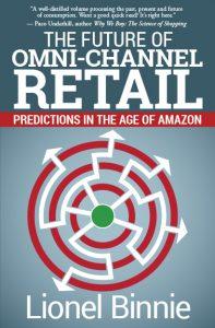 The Future of Omni-Channel Retail book cover