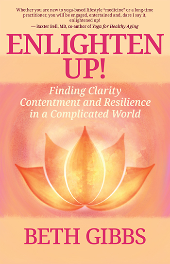 Enlighten up! book cover
